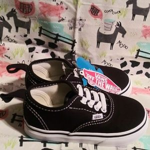 Vans toddler size 7